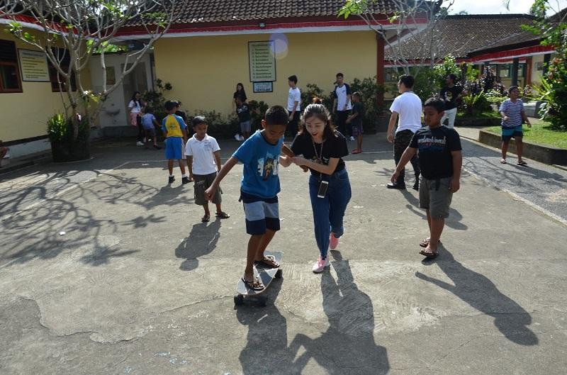 巴厘岛体验报告 | 孩子们的眼睛里除了纯净,更多的是求知