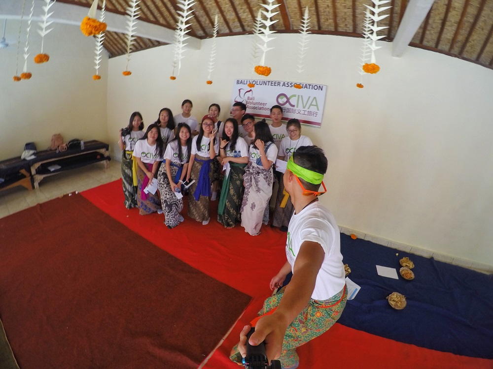 巴厘岛体验报告 | 从刺猬群里结实到的好哥们!